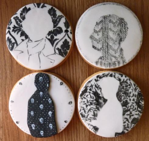 Sherlock cookies